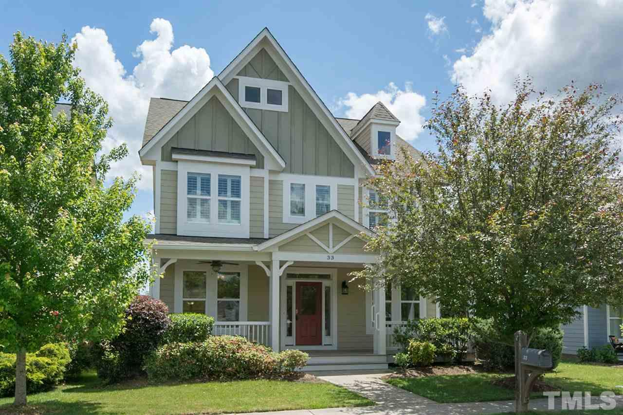 33 Fallenwood Lane, Chapel Hill, NC