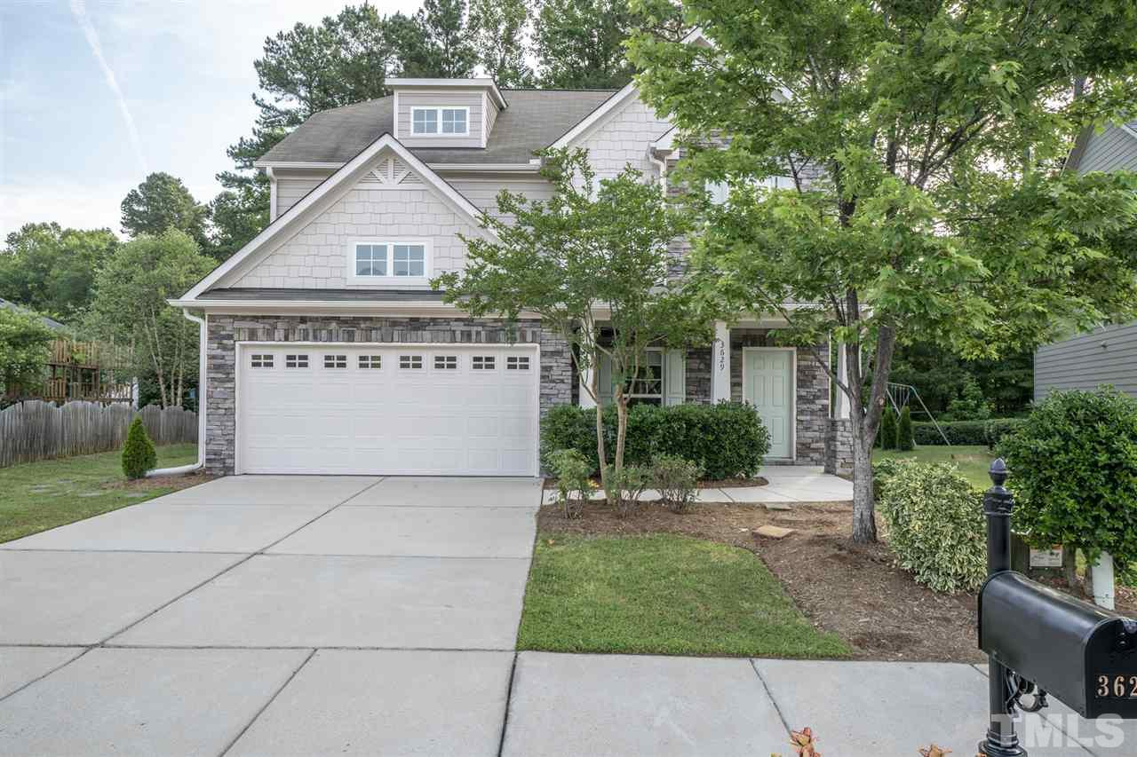 3629 Willow Stone Lane, Wake Forest, NC