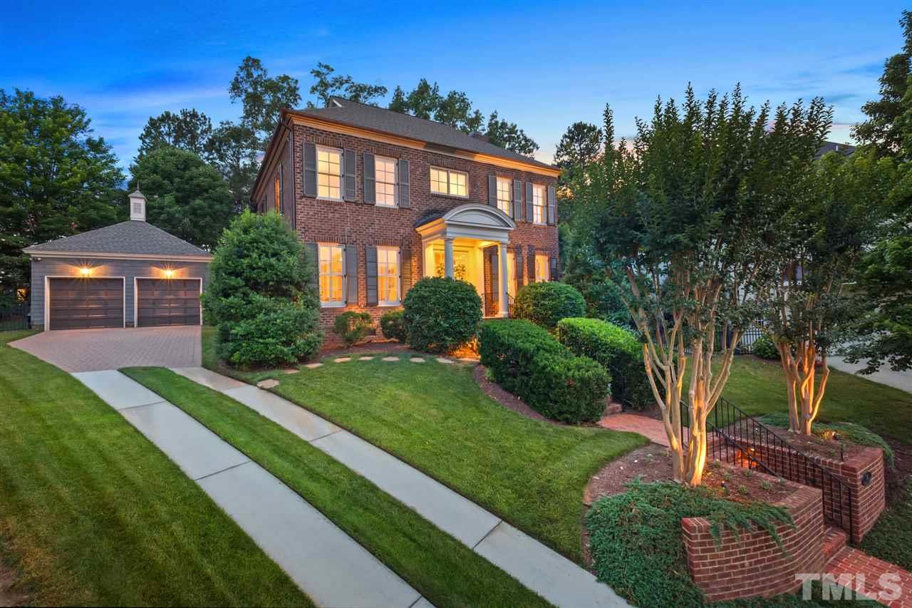 Meadowmont Chapel Hill, NC home for sale
