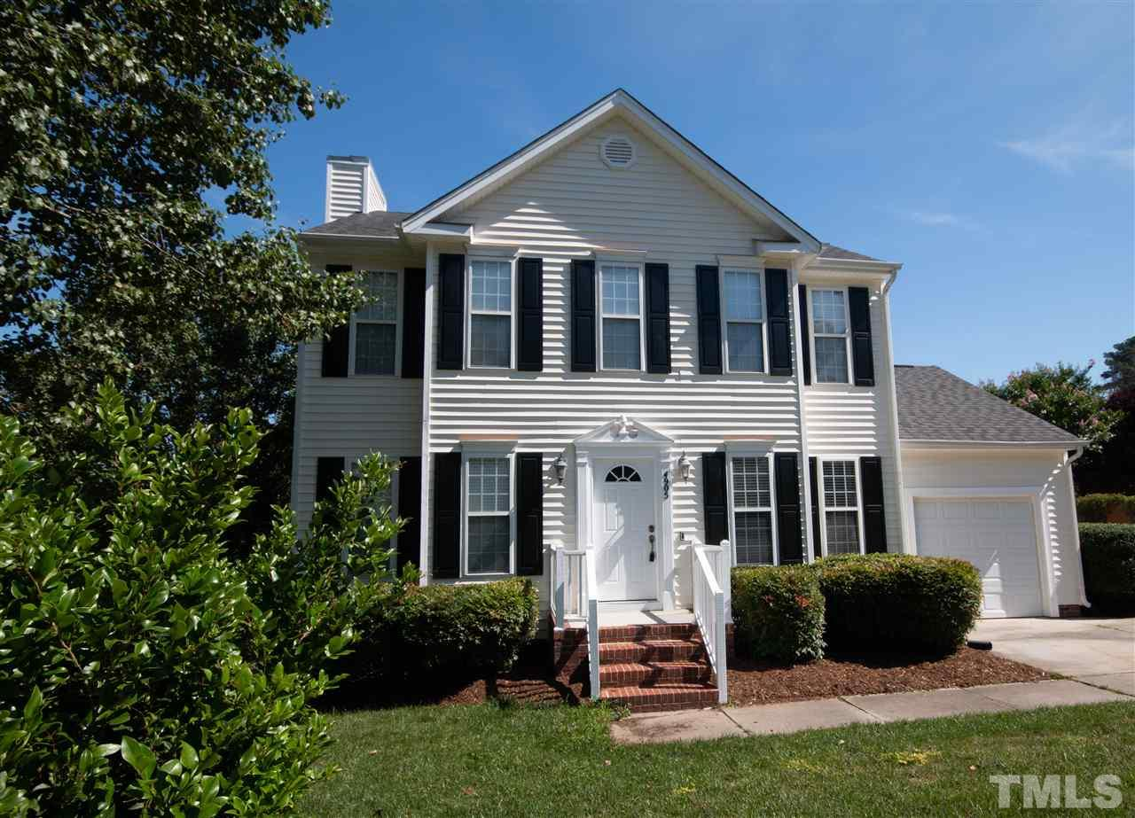 4905 Valley Ridge Drive, Durham, NC