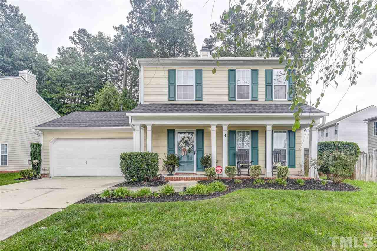 4 Homestead Court, Durham, NC