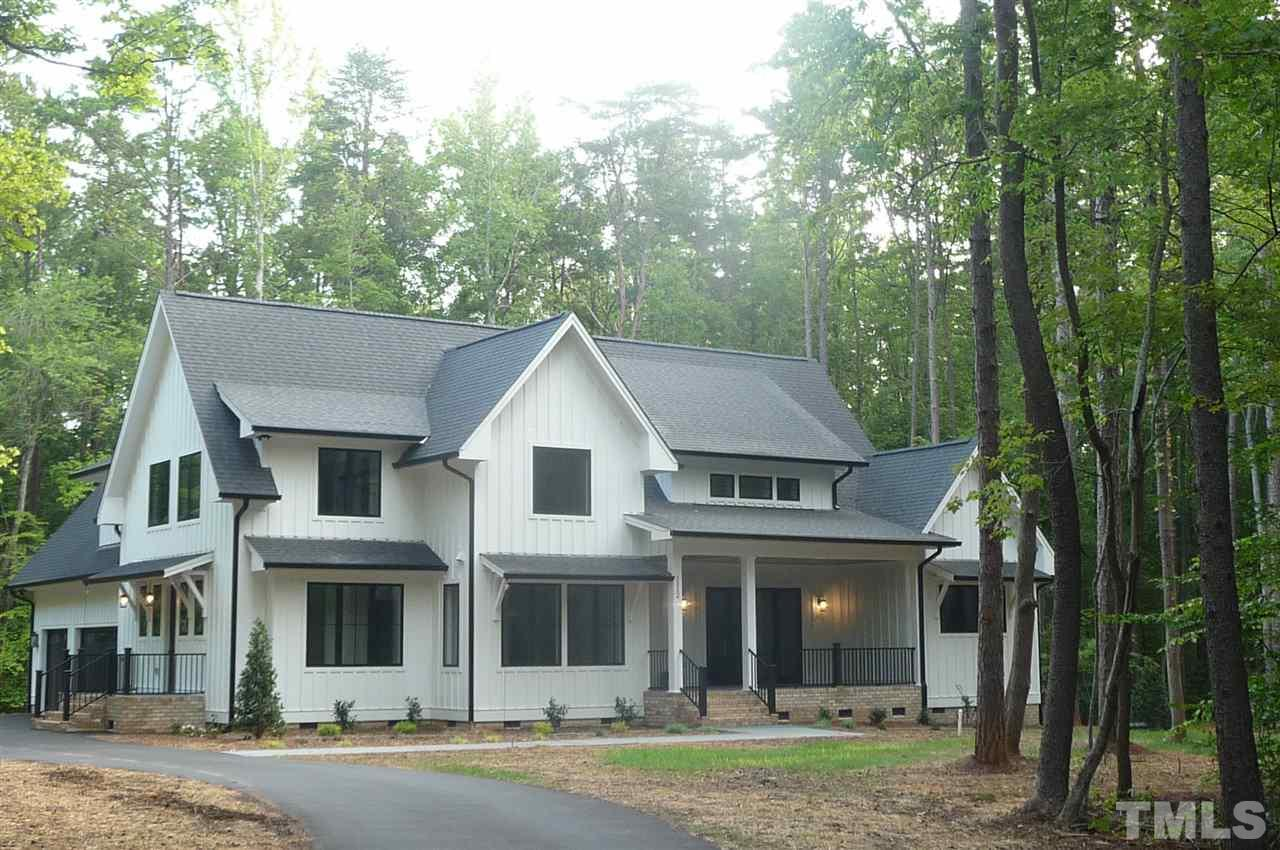 Photo of home for sale at 1112 Sweetflag Lane, Hillsborough NC