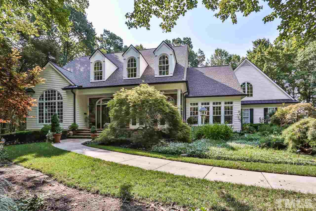Governors Club homes for sale, Chapel Hill, NC real estate