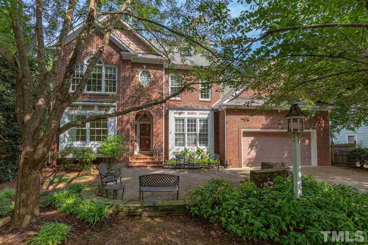 Sunset Creek Chapel Hill, NC home for sale