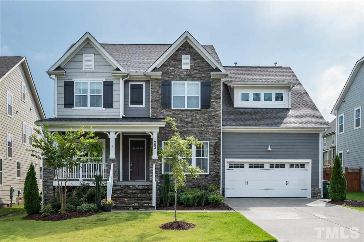 293 Old Piedmont Circle, Chapel Hill, NC
