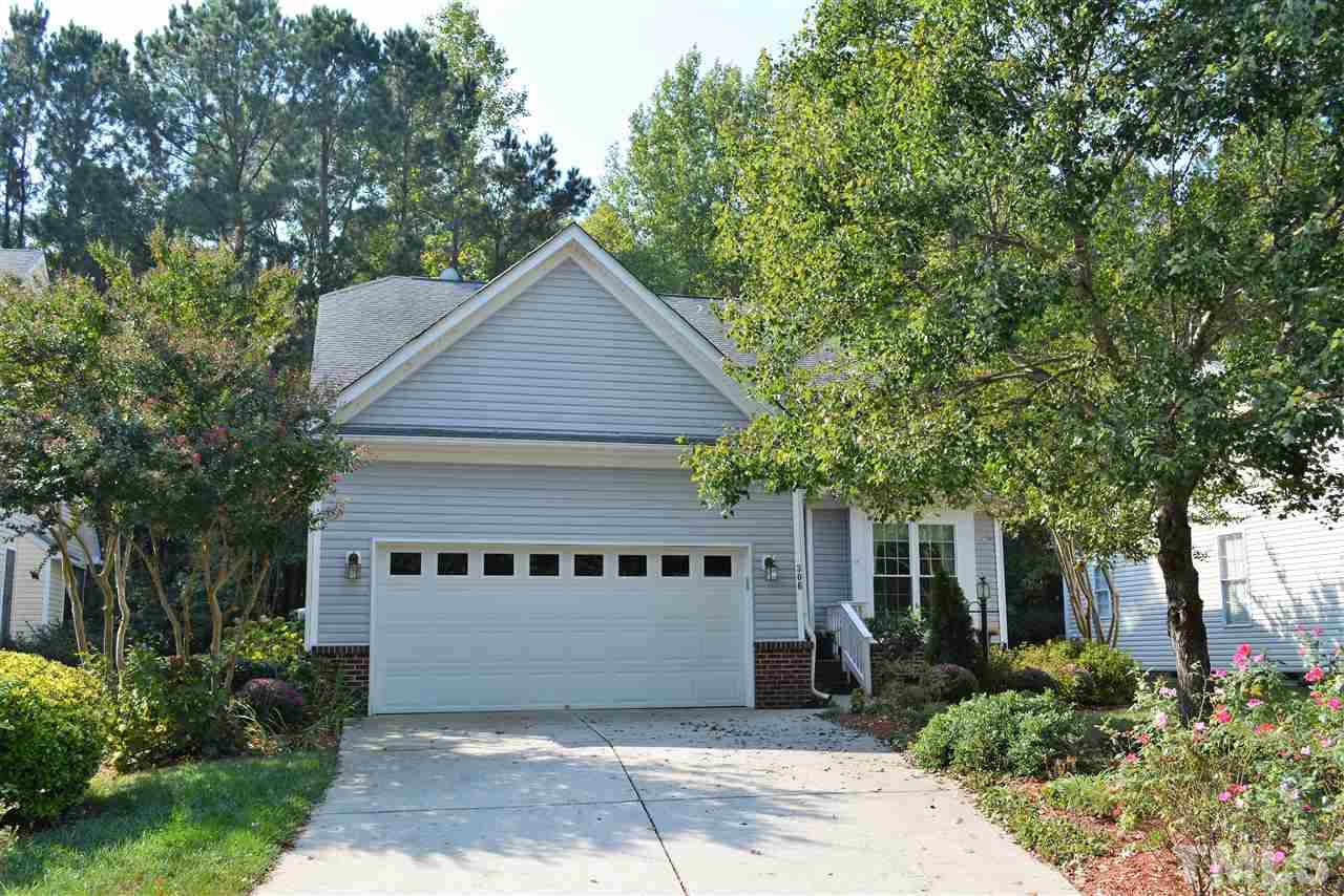 Property for sale at 306 Knotts Valley Lane, Cary,  North Carolina 27519