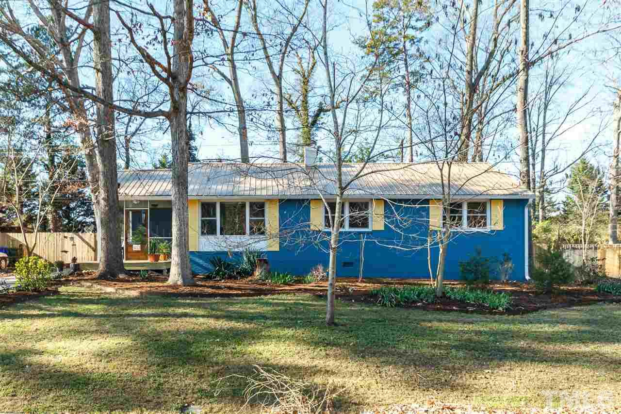 412 Hickory Drive, Chapel Hill, NC
