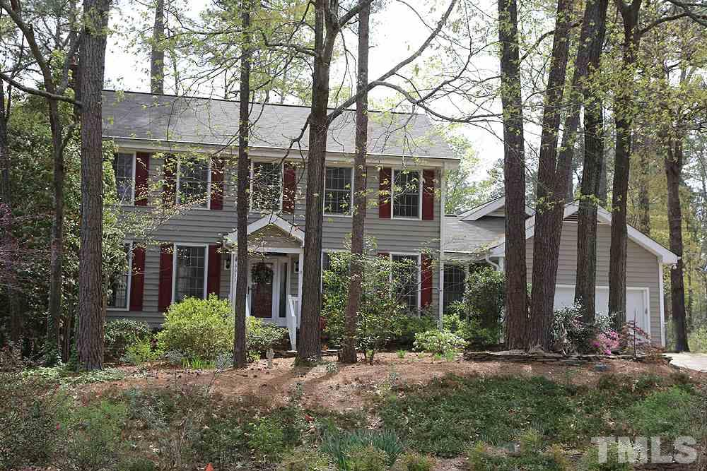 6611 Glen Forest Drive, Chapel Hill, NC
