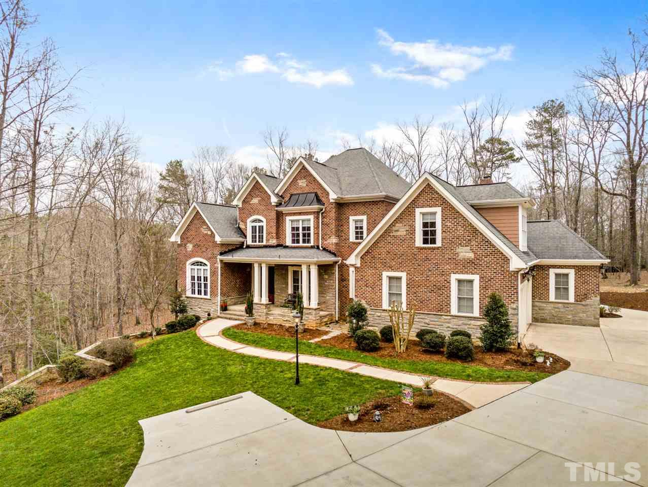 Windfall Chapel Hill, NC home for sale