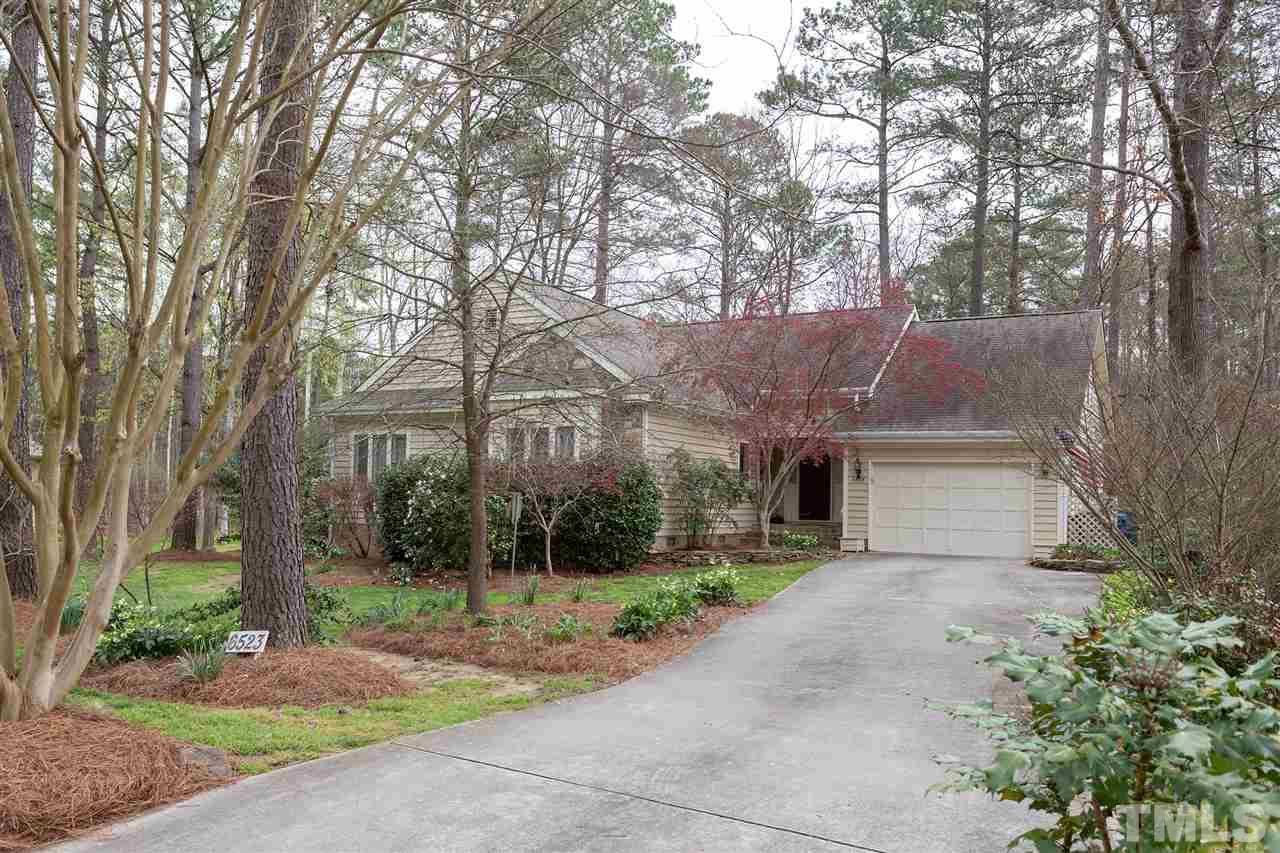 6523 Glen Forest Drive, Chapel Hill, NC