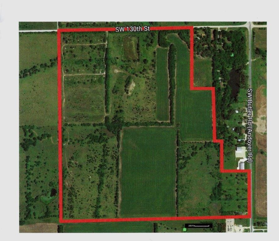 For Sale: SW  SW Butler Rd, Andover KS