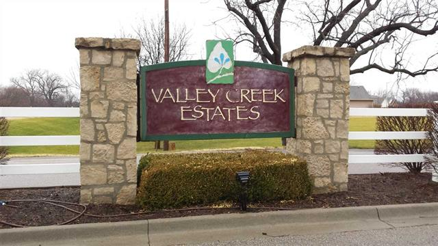 For Sale: 512 N Valley Creek Dr, Valley Center KS