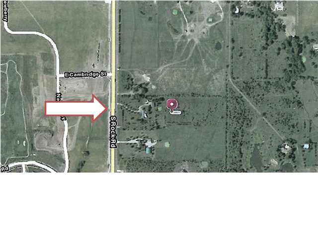 For Sale: 6628 S Rock Rd, Derby KS