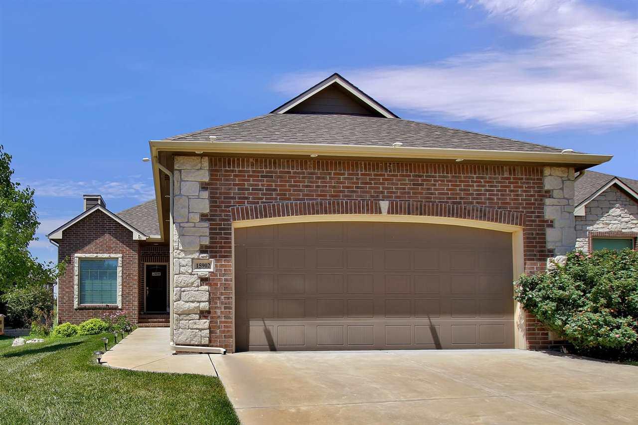 15902 E Majestic St Wichita KS 67230 & Patio homes fore sale in Wichita KS