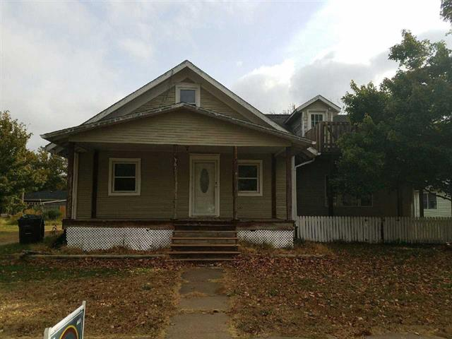 For Sale: 307 N 2nd St, Canton KS
