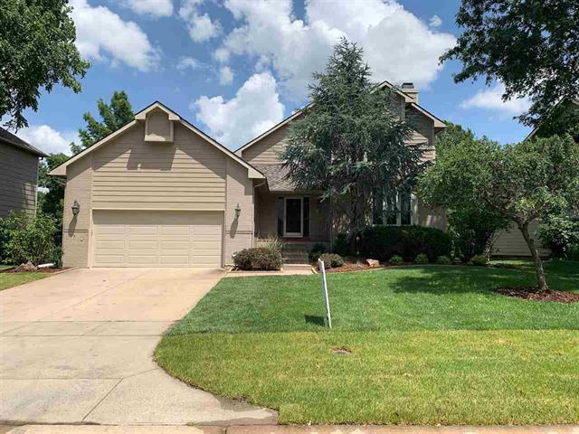 For Sale: 2416 N SPRING MEADOW ST, Wichita KS