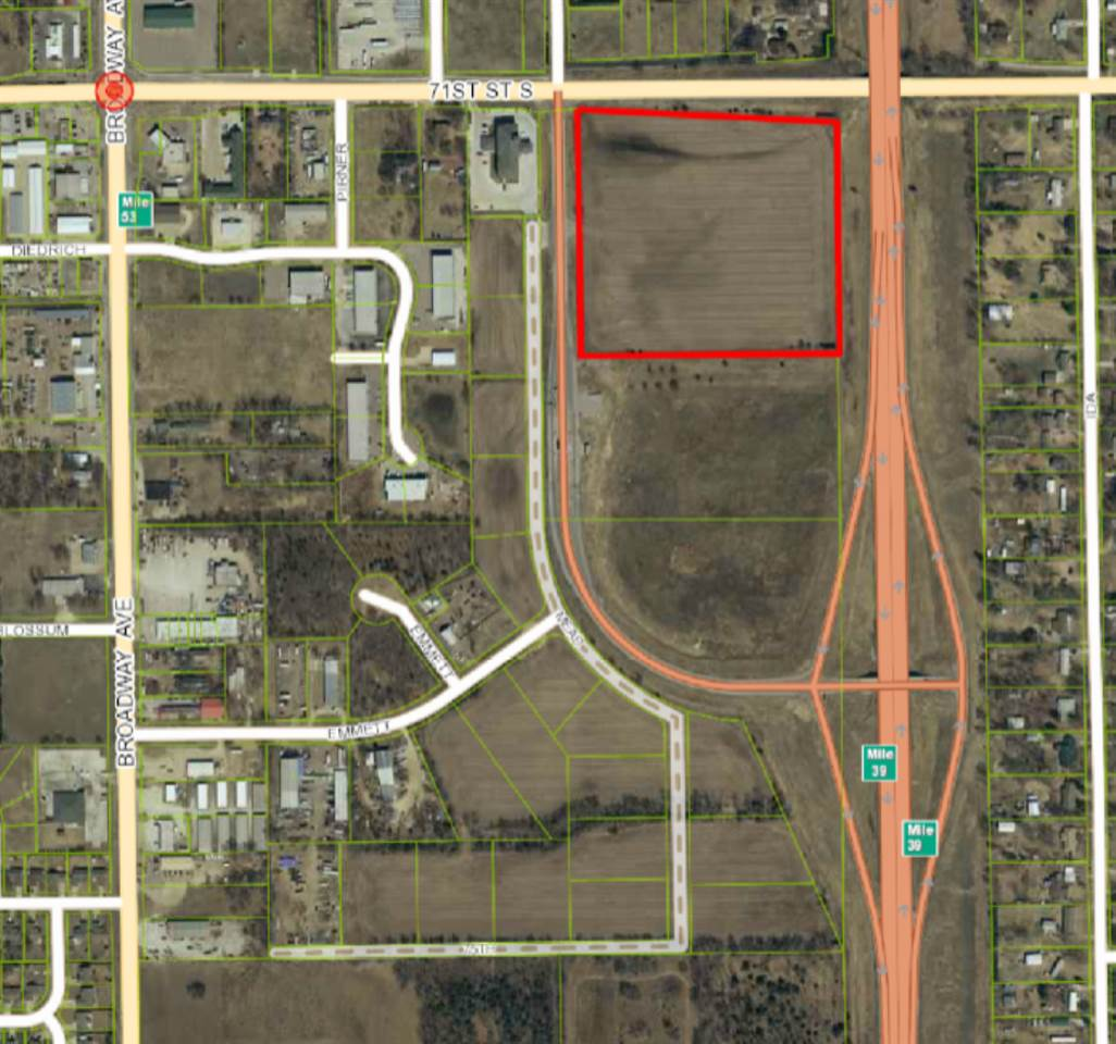 For Sale: Lot  Lot Lot 1 Block A Haysville Industrial Park 2nd Ad, Haysville KS