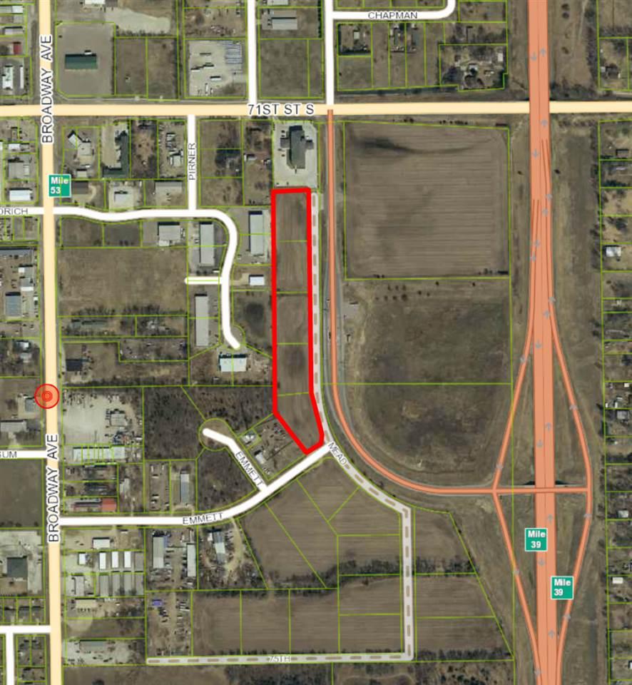 For Sale: Lot 2-6 Blk B Haysville Industrial Park 2nd Additi, Haysville KS