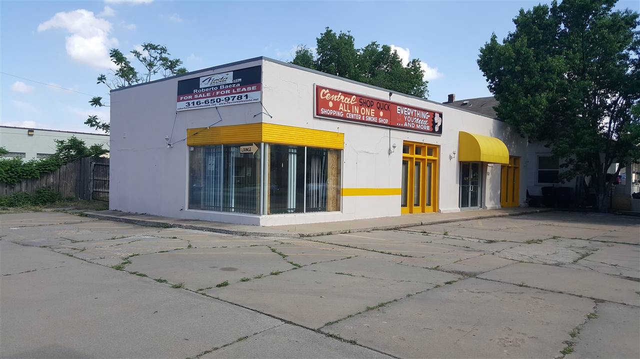 For Sale: 501 E Central Ave, Wichita KS