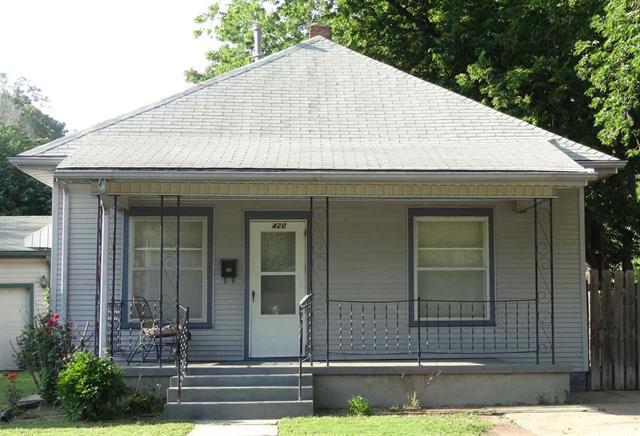 For Sale: 420 W 3rd Street, Newton KS