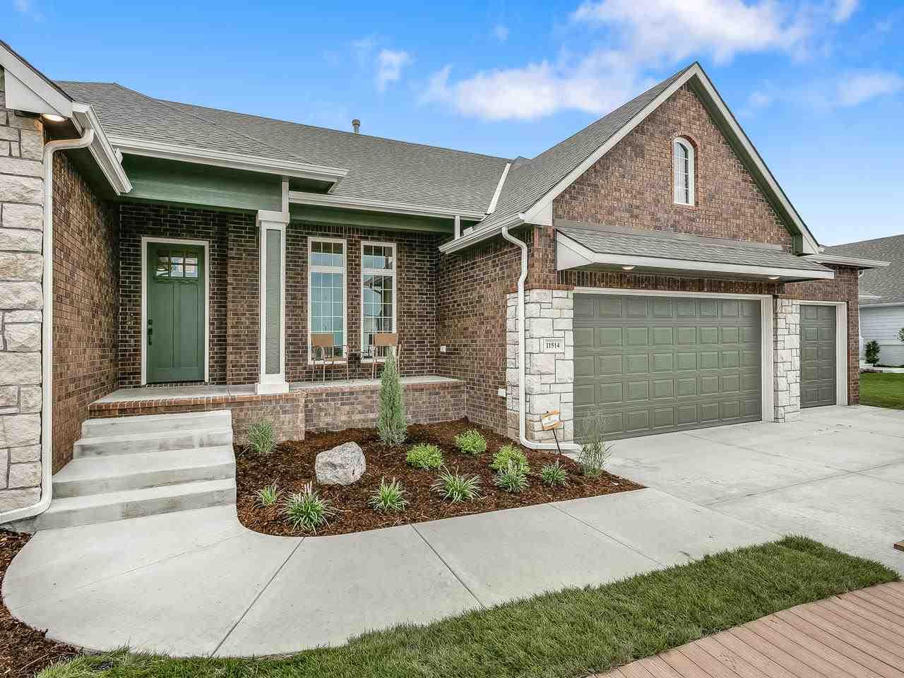 For Sale: 11514 E Winston St, Wichita KS