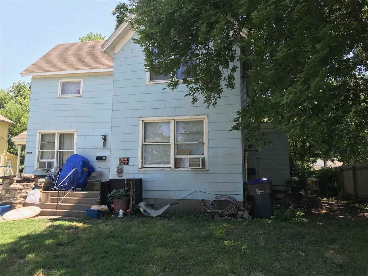 For Sale: 121 W 10th, Newton KS