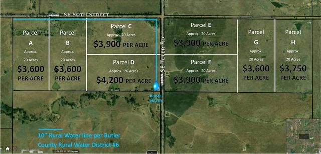 For Sale: 0 SE 50th, El Dorado KS