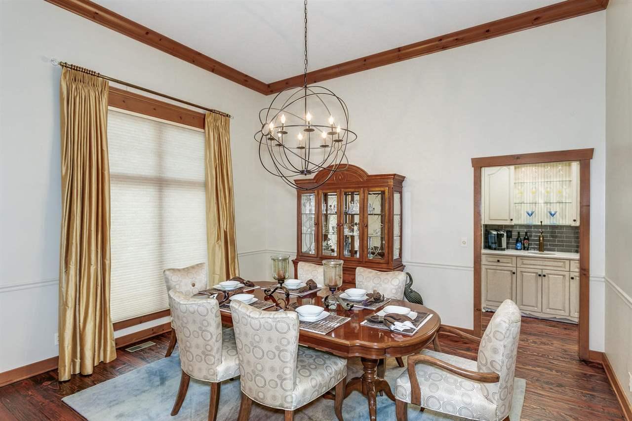 For Sale: 8504 E BRIDLEWOOD ST, Wichita KS