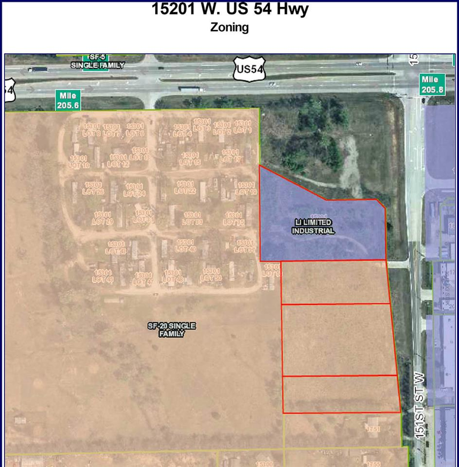 For Sale: 15201 W U.S. 54 Hwy, Wichita KS
