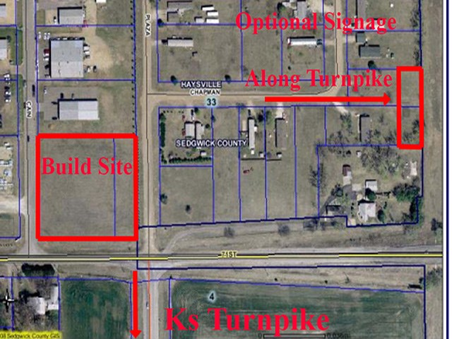 For Sale: 150 N CAIN AVE, Haysville KS