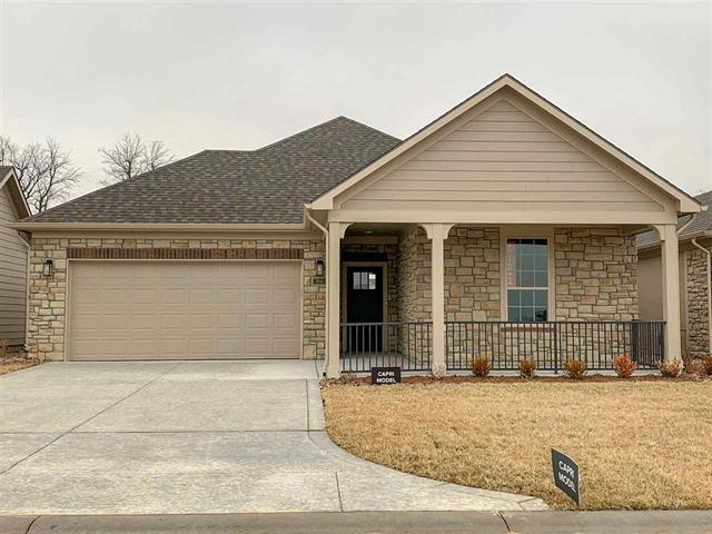 For Sale: 7810 E Turquoise Trail, Bel Aire KS