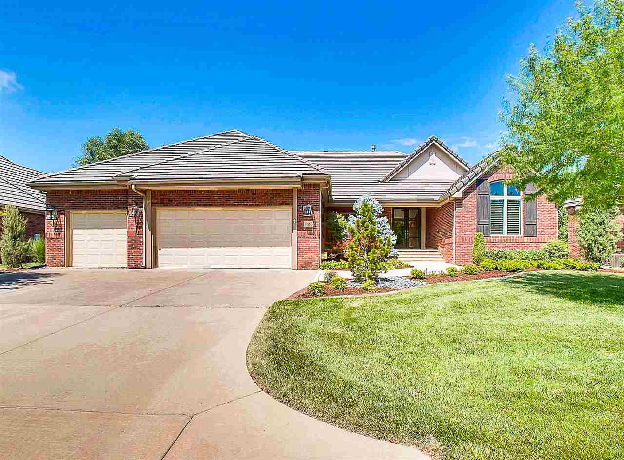 For Sale: 35 E Stonebridge Cir, Wichita KS