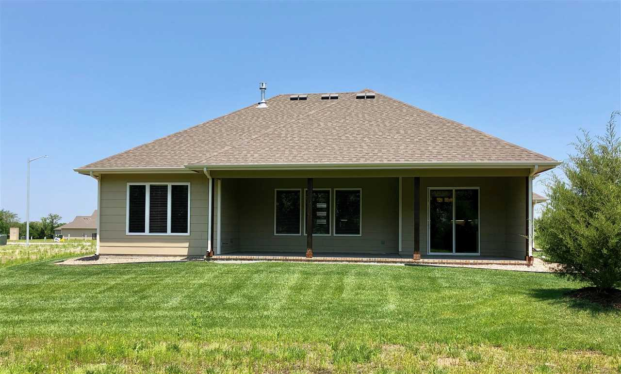 For Sale: 6277 E Central Park Ct., Bel Aire KS