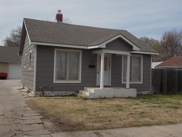 For Sale: 319 N Richmond St, Wichita KS