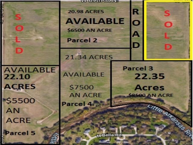 For Sale: 2405 W 69th St North, Wichita KS