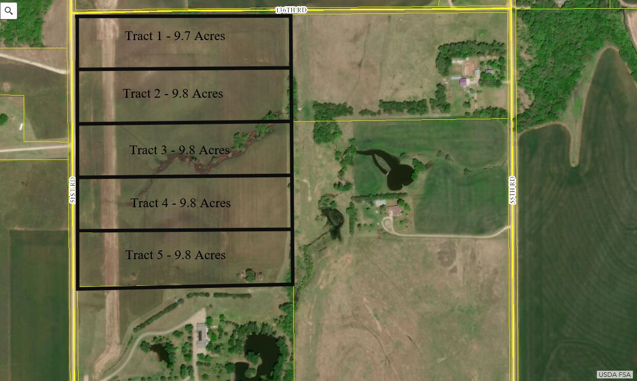 For Sale: 0000  51st Rd, Winfield KS