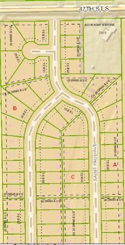 For Sale: Lot 10 BLK A S Saint Paul, Wichita KS