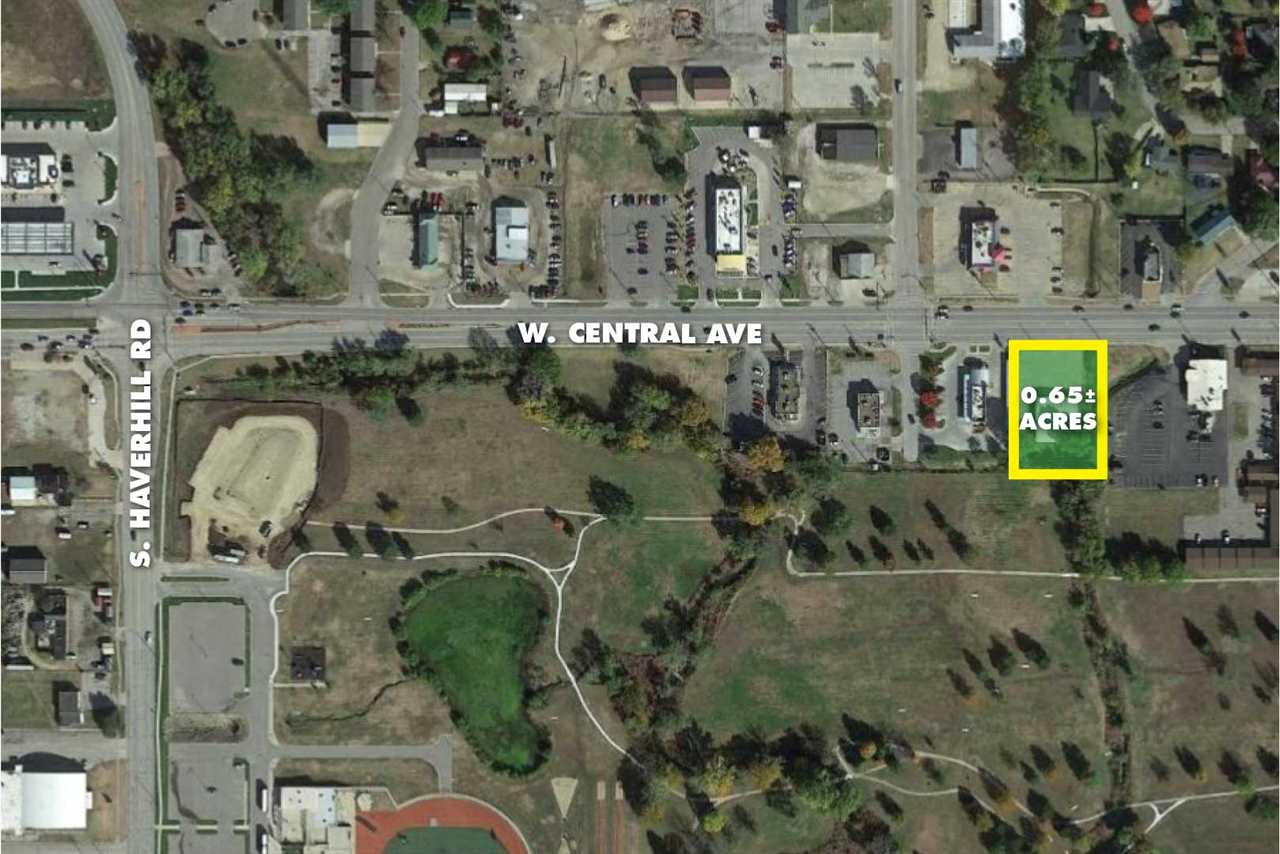 For Sale: 1919 W CENTRAL AVE, El Dorado KS