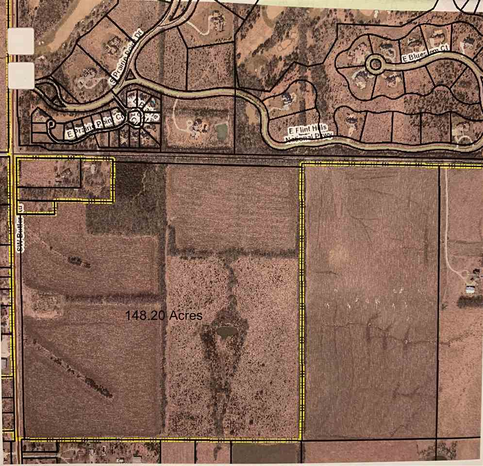 For Sale: 0 SW Butler Rd, Andover KS
