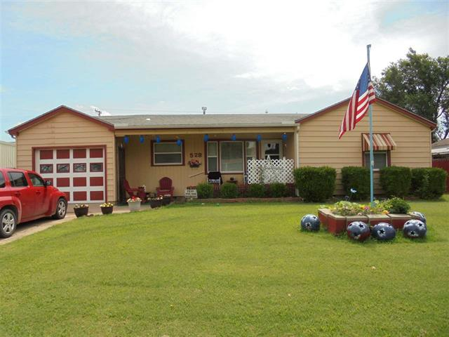 For Sale: 528 N MAIN ST, Caldwell KS