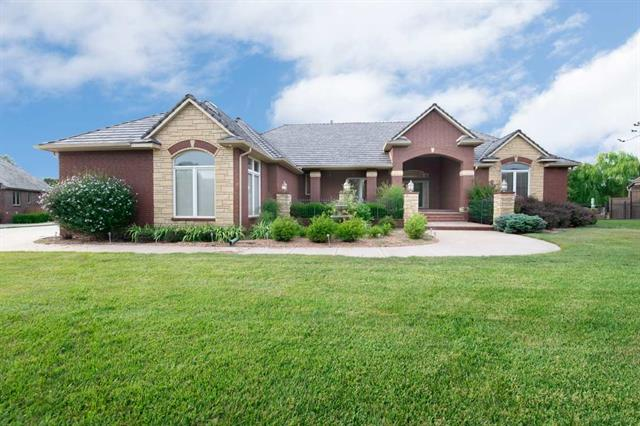 For Sale: 1623 N Rocky Creek Ct, Wichita KS