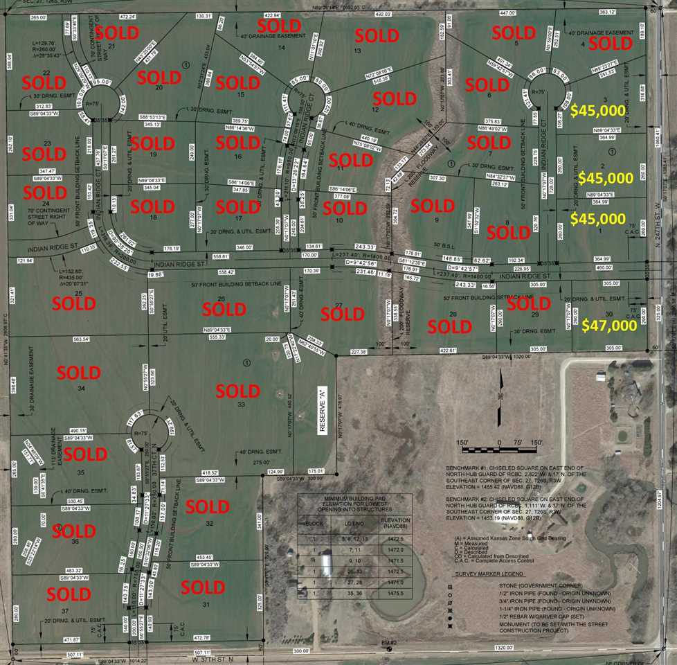 For Sale: 24840 W Indian Ridge Ct, Andale KS