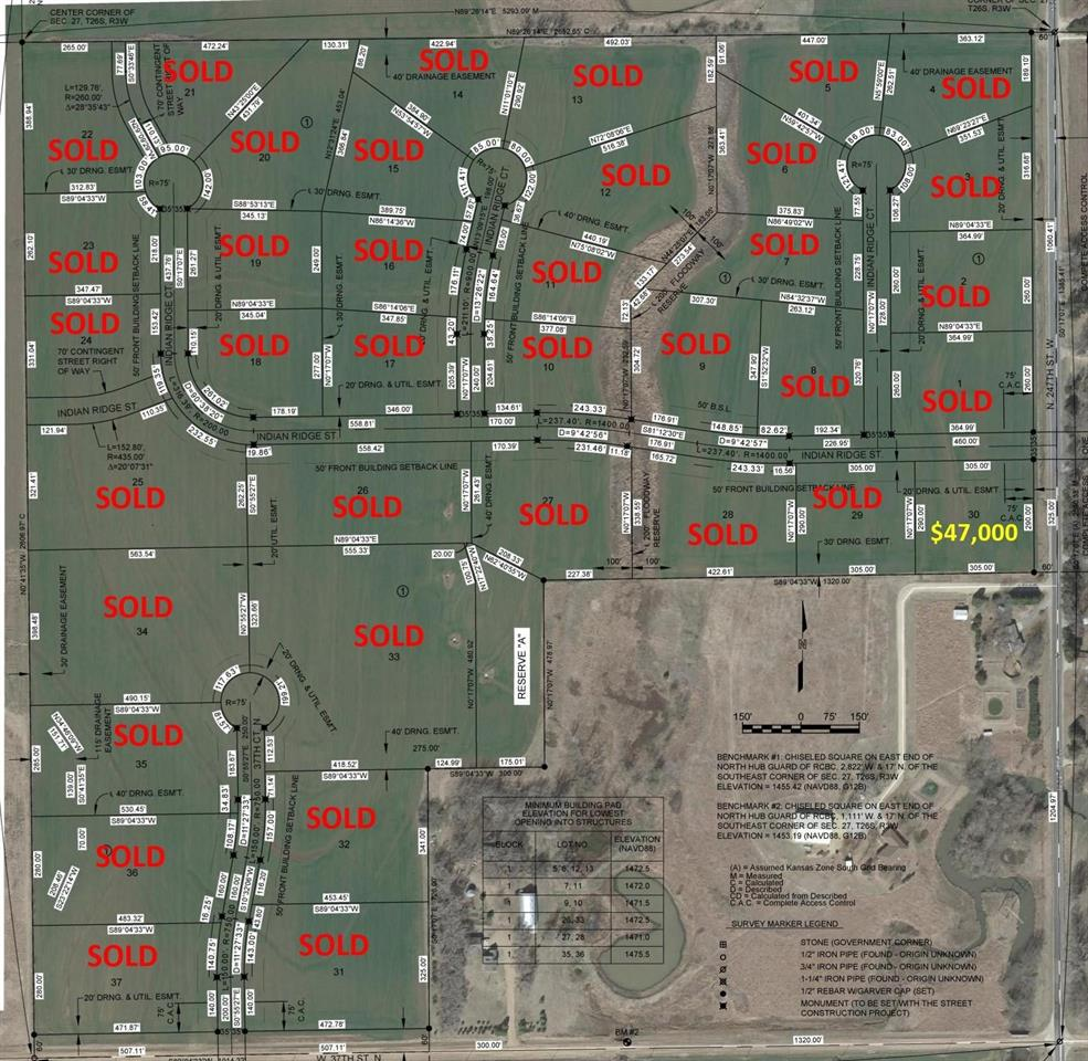 For Sale: 24801 W Indian Ridge St, Andale KS