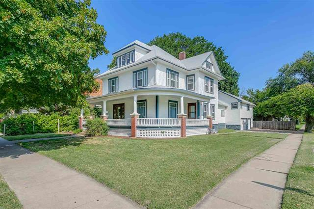 For Sale: 224 E 1st St, Newton KS