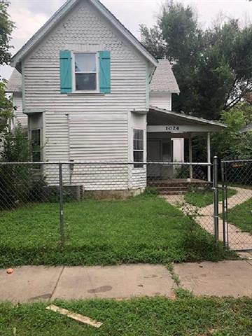For Sale: 1024 N LEWELLEN ST, Wichita KS