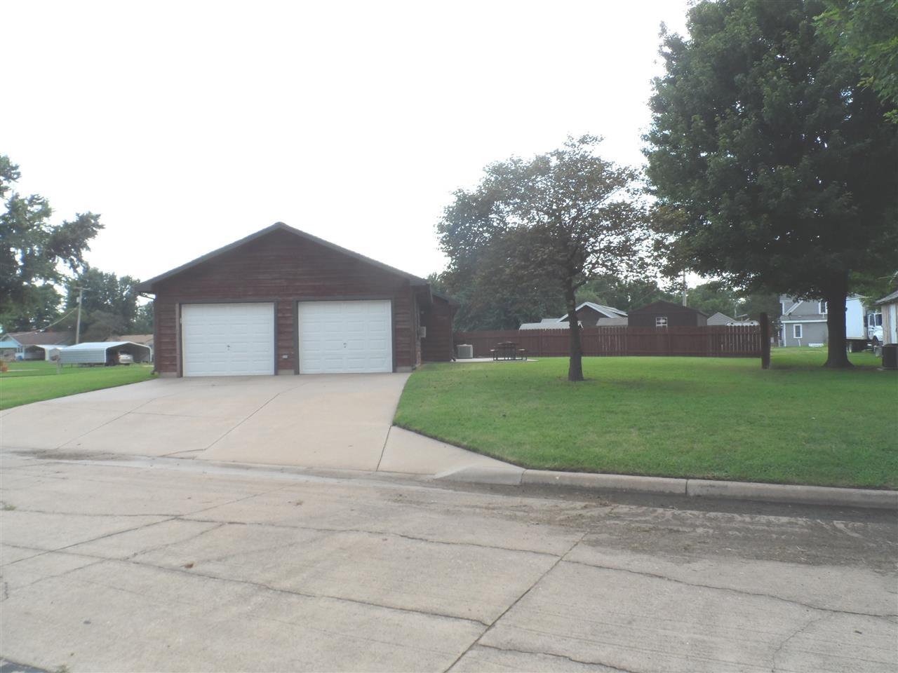 For Sale: 112 E 17th St, Harper KS
