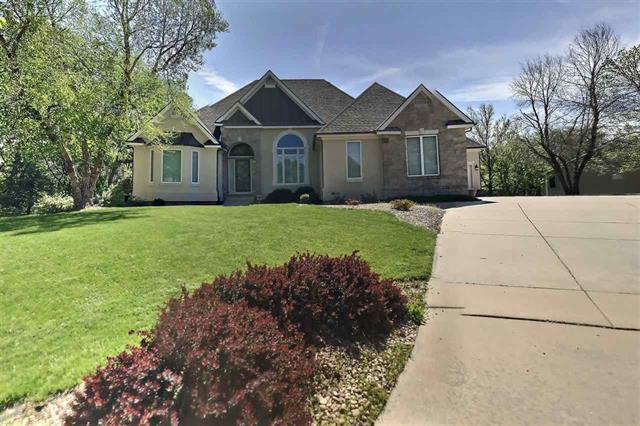 For Sale: 436 N Bridgefield Ct, Wichita KS