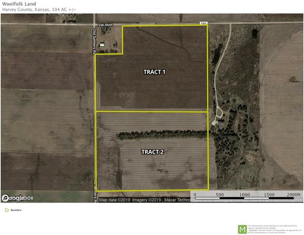 For Sale: 0000  96th St, Sedgwick KS