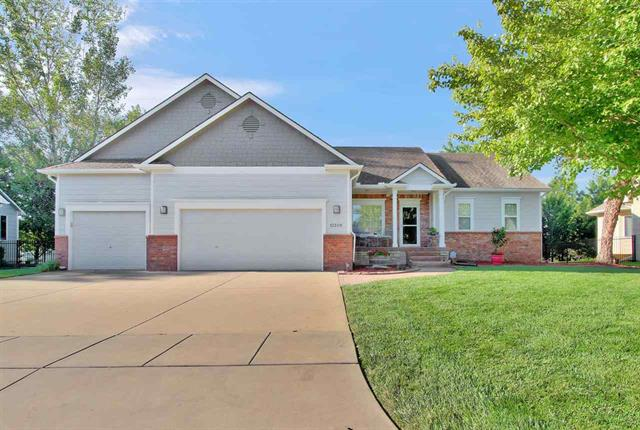 For Sale: 13309 E Crestwood St, Wichita KS