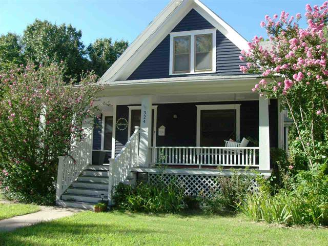 For Sale: 324 E 4th, Newton KS